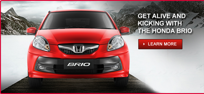 Get Alive and Kicking with the Honda Brio