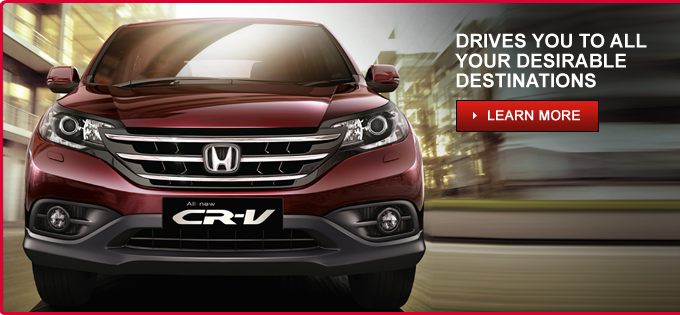 One Life Many Lives - Honda CR-V