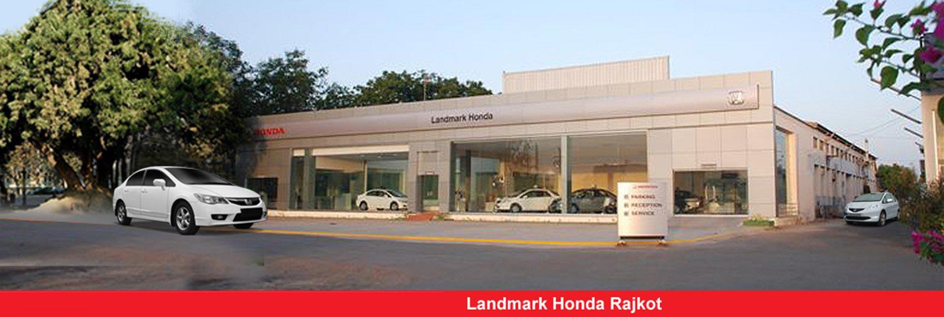 Landmark Honda Used Cars Ahmedabad