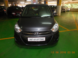 2011 HYUNDAI  MOTORS  LTD	 I10 SPORTZ 1.2 .