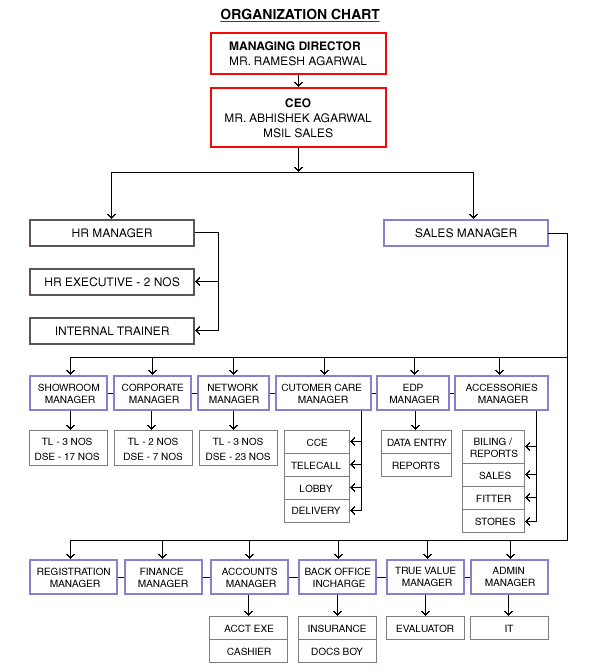 organizational structure of hyundai car company Company information our commitment to innovation never stops company overview company overview table company name:  organizational culture.